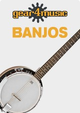 Banjos by Gear4music