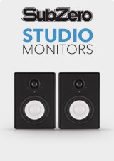 SubZero Active Studio Monitors