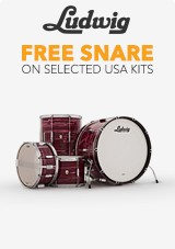 Free Ludwig snare drum