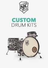 SJC Custom Drum Kits